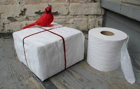 toilet paper present